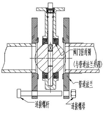 吊装管道平面图