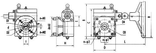 角行程气动执行机构,角行程气动执行器-武汉格莱特阀