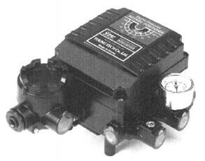 电-气阀门定位器YT-1000R(标准型)
